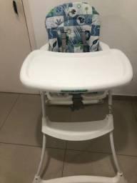 Título do anúncio: Cadeirinha de bebê para alimentação. IMPECÁVEL