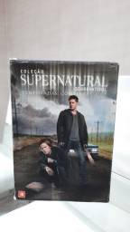 Supernatural - Sobrenatural  * 1 a 8 temporada
