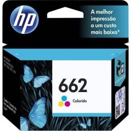 Cartuchos de Tinta HP 662 Original Colorido