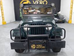 JEEP willyz Overland- Raridade - Original - 1961