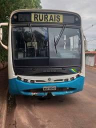 Vendo ônibus volks 17210 pronto pra trabalhar