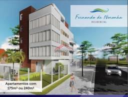 Residencial Fernando de Noronha - Frente Mar, Aptos amplos. Apenas 3 unidades - Pontal