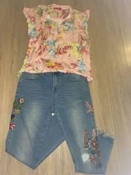 Conjunto (Calça + Blusa)