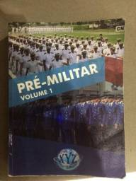 Apostila pré militar colégio naval kit c/3