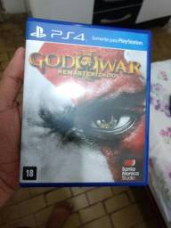 Vendo ou troco god of War 3