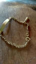Pucera de ouro 750