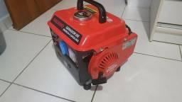 Gerador De Energia 110v A Gasolina 2 Tempos 60 Hz 0.95 Kva