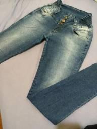 Jeans 42 feminino