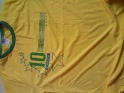 4 Camisas do Brasil