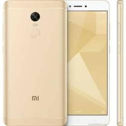 Xiaomi Redmi Note 4 4GB/64GB Dourado Lacrado + NF
