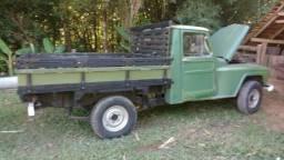 Troco carroceria de madeira f75 por carroceria de lata