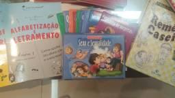 Colecao de livros pedagogicos, Alfabetizacao/Letramento