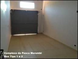 Box de Pesca Porto Murumbi MS