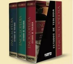Enciclopédia De Teologia - 3 Volumes