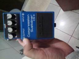 Pedal Compressor Boss Cs3 Compression Sustainer
