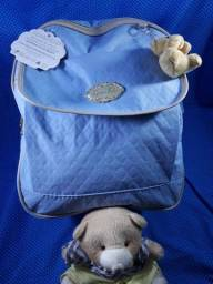 Bolsa mochila para maternidade