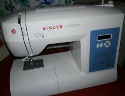 Máquina singer brilliance digital 6160
