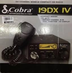 Radio PX Cobra 19DX IV