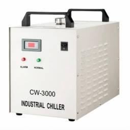 Chiller Cw-3000 Para Máquina De Corte A Laser Co2