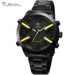 Relógio Shark Brutus lançamento na Guevara Imports