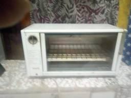 Vendo mini forno e circulador de ar