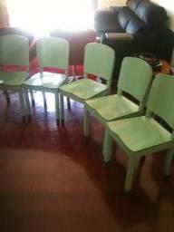 Cadeiras Antigas Década De 1940!! Raridade!!!