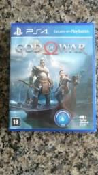God Of War PS4 - IMPECÁVEL