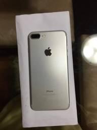 Iphone 7 Plus - 128 GB + Capa Carregadora