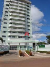 Apartamento com 3 dormitórios à venda, 86 m² por r$ 450.000,00 - morada do sol - rio branc