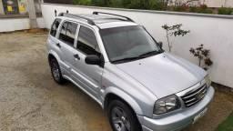 Tracker 2007 Prata 4x4 - 2007