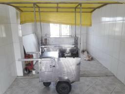 Carrinho de tapioca usado pronto pra trabalhar
