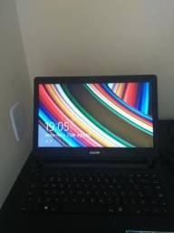 Notebook i3 - 4GB - HD 1TB - Tudo funcionando