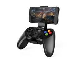 Controle Joystick Bluetooth Game Ipega Celular Pg9078Controle Joystick Bluetooth