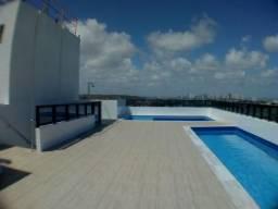Piedade Prédio Novo lado Facul Fits e Shop Apto c/ 3qts suite área e varanda 74m R$ 290mil