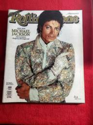 Revista Rolling Stone Especial Michael Jackson. Usada