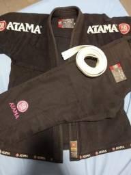 Kimono Atama A1 + Faixa Branca