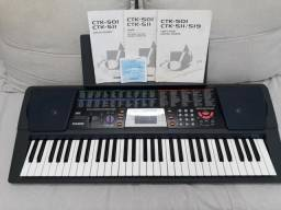 Vendo teclado Casio ctk 501