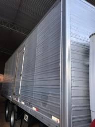 Baú de alumínio de 8,10m