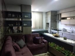 Lindo apto mobiliado e decorado