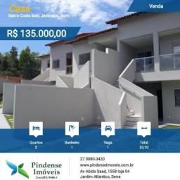 Casas germinadas em Jacaraípe, 2 quartos