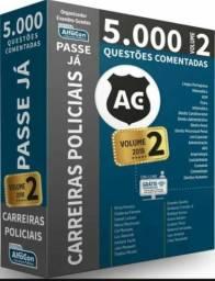 Livro Carreiras Policiais - Volume 2