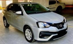 Toyota Etios X Plus Sedan 2020 - Impecável- Excelente pra Uber