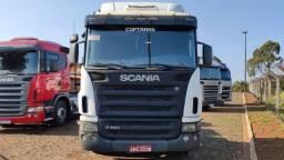 Scania G420 6x2 Com Ar 2009/2009
