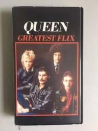 Usado, Vhs Queen - Greatest Flix comprar usado  São Paulo