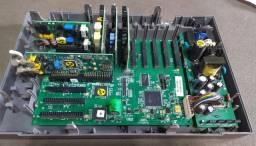 Central Telefônica Intelbras Impacta 68i + Placa E1 + Troncos digitais e analógicos