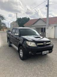 Hilux 3.0 SRV 2006 AUTOMATICA EXTRA - 2006