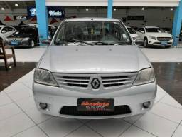 RENAULT LOGAN PRIVILÉGE 1.6 4P FLEX MANUAL - 2008