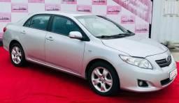 Toyota Corolla Xei 1.8 - Sem Entrada - 2009