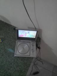 DVD portátil mp3  * garanhuns