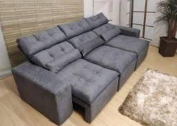 Retrátil e Reclinável com Pillow - 2.75 comp (Promoção de Fábrica)